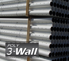 Baughman Tile Co  – Manufacturer of Corrugated HDPE Pipe and Fittings